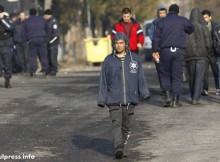 18 чужденци обвинени за погрома в Харманли