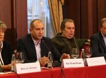 Ген. Румен Радев: Спортът трябва да е повод за национална гордост и обединение на нацията