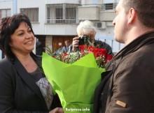 Корнелия Нинова: Вярвам в победата!