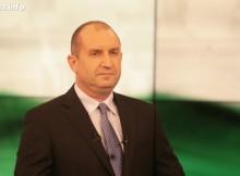 Ген. Румен Радев: Моята кауза е една – силна, сигурна и просперираща България