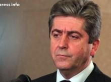 Мълния! Георги Първанов напуска АБВ. Оттегля се от политиката