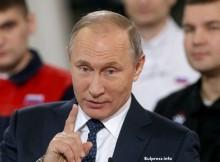 Ексклузивно: Путин разкри какво ще прави, когато излезе от политиката