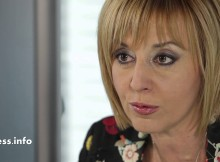 """В крайна сметка: Мая Манолова победи """"частния"""" съд в правната комисия"""
