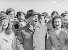 Тодор Живков: Честит 8 декември, български студенти!