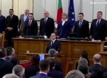 Той вече е президент! Радев и Йотова положиха клетва пред препълнената зала на Народното събрание