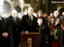 Историята на момченцето, което просълзи Румен Радев по време на церемонията днес