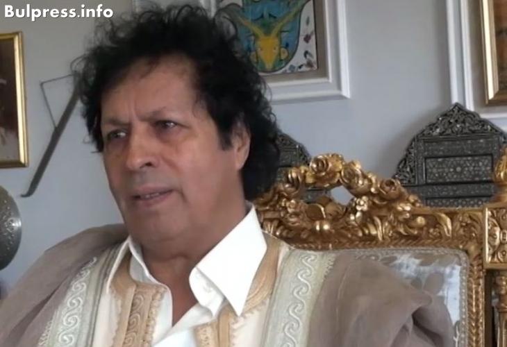 Братовчед на Кадафи бомбастично: Путин предотврати неописуемо жестока война в Близкия изток и Африка (ВИДЕО)