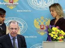 Лавров поиска данни за състоянието на могилите на руски воини в България + Видео