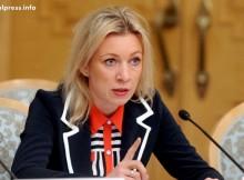 Мария Захарова: Сноудън остава за още 2 години в Русия напук на бившия шеф на ЦРУ