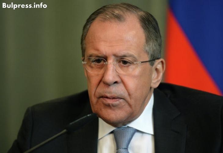 Лавров: Западът ще плати скъпо за революциите в Близкия Изток