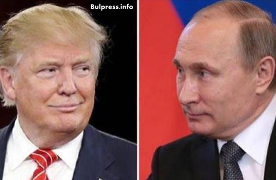 Израел: Близкият изток посреща новия си стопанин - но не Тръмп, а Владимир Путин