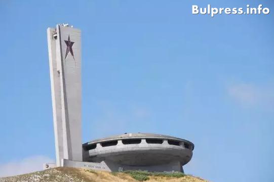 CNN за Бузлуджа: Комунистическото НЛО на България