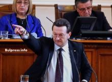 """Таско Ерменков: АЕЦ """"Белене"""" да бъде реализиран с държавно участие"""