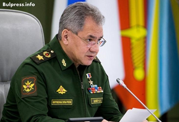 """Шойгу отговори на Фелън, призоваващ Русия да не си """"пъха лапите в Либия"""""""