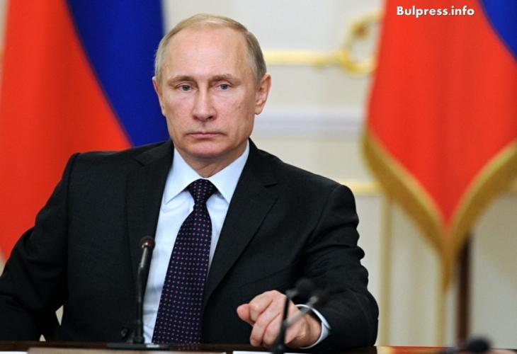 Путин: Нашата задача в Сирия е да стабилизираме легитимната власт
