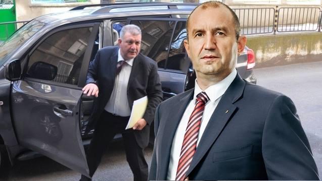 Президентът освободи главния секретар на МВР