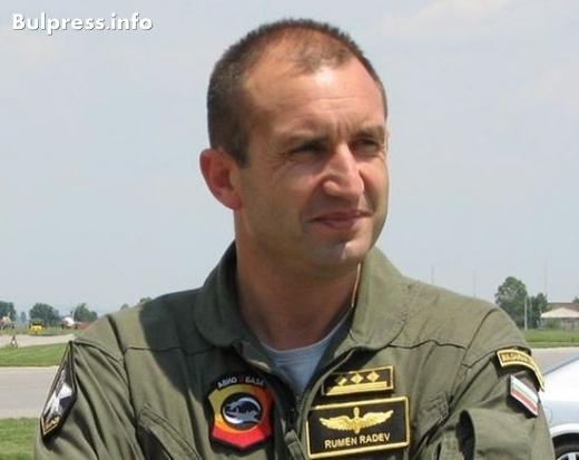 Президентът Радев ще провери подготовката и дисциплината на армията