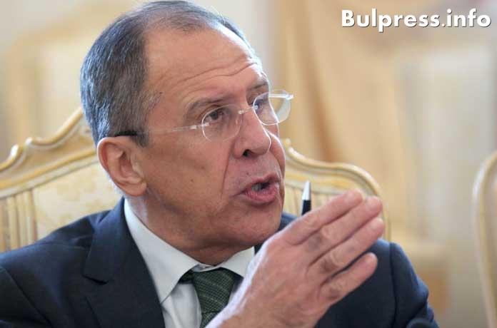 Лавров: Поведението на Киев е отвъд границите на доброто и злото
