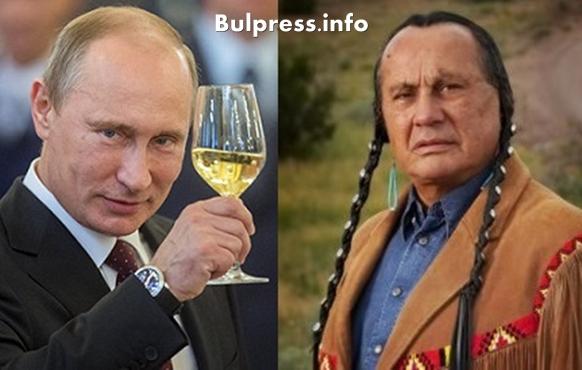 """Путин иска племето """"Лакота"""" да му прехвърли договора със САЩ, взима земи от 5 щата..."""
