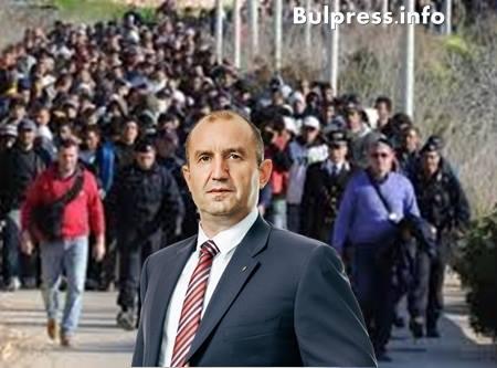 Румен Радев спаси България от нашествието на бежанци! Ето какво прие служебното правителство на извънредното си заседание
