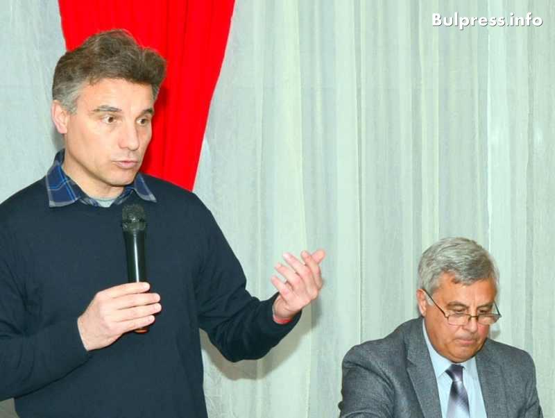 "Асоциация ""Сигурност"" подкрепя проф. Иво Христов в Пловдив"
