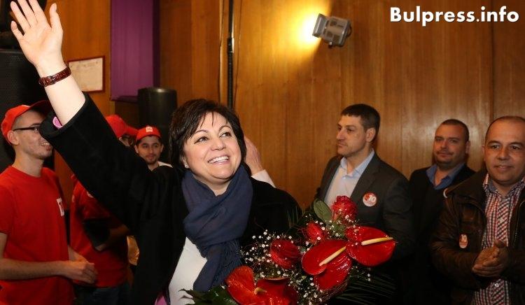 Нинова във Велико Търново: Българската култура и духовност ще ни съхранят като народ