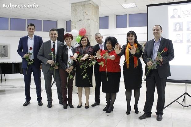 """""""БСП ще работи за и с хората! Ще подкрепя всичко българско и родно!"""""""