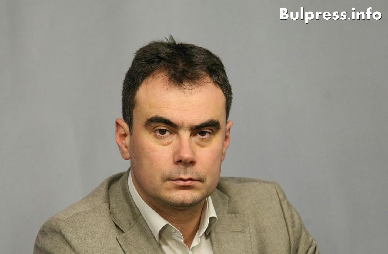 Жельо Бойчев: С ГЕРБ имаме непреодолими различия. Не можем да предадем доверието на гласувалите за нас