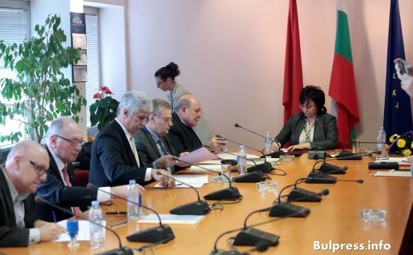 """""""БСП за България"""" иска изслушване на 3-ма министри заради урана във водата в Хасково"""