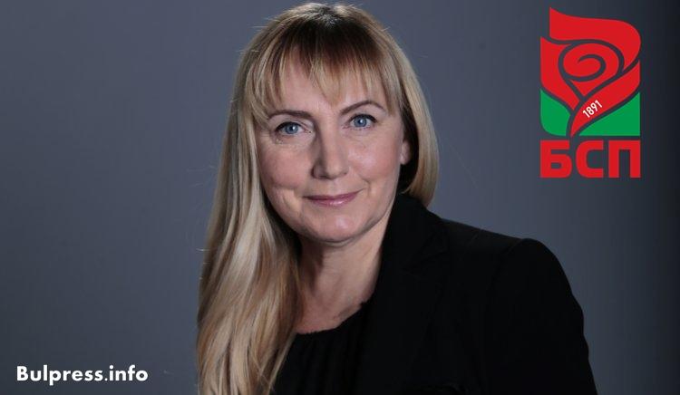 Елена Йончева: Правителството на ГЕРБ е виновно за завишените показатели на уран във водата в Хасково