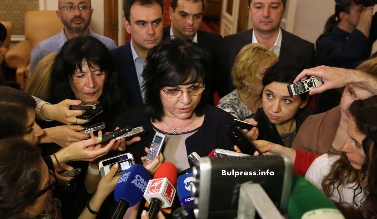Корнелия Нинова: Ще опитаме да дадем друг облик и морал на политическата класа