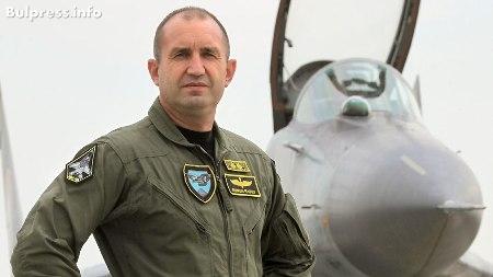 Радев: Армията не може да гарантира независимостта и суверенитета на България
