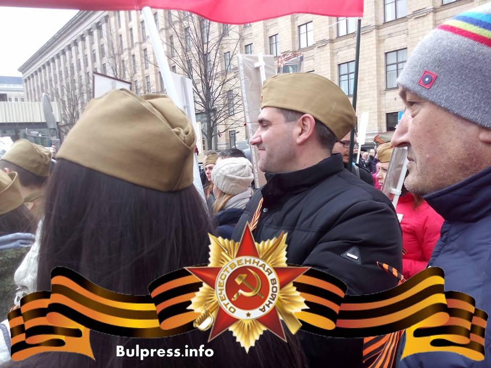 Плакат Россия-Болгария Братья навеки. Стефан Пройнов
