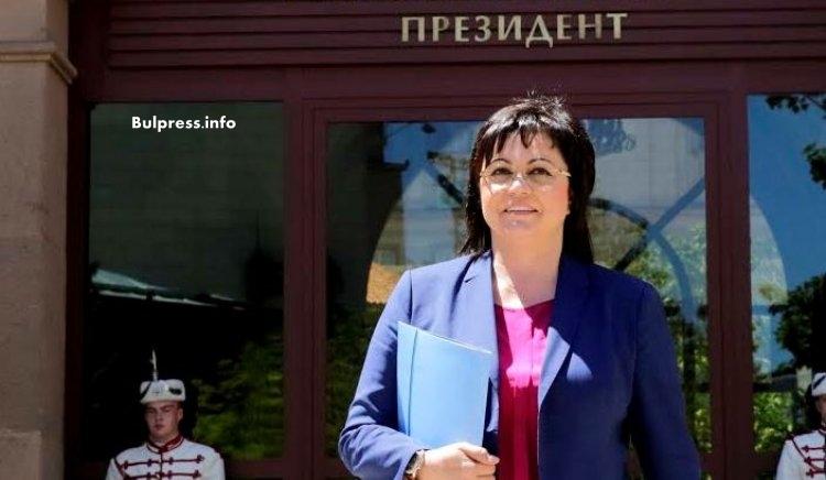 Корнелия Нинова: Най-важни за сигурността са хората, заети в сектора