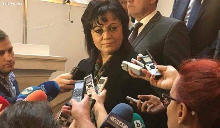 Корнелия Нинова: Натискът върху мен е заради искането за голяма коалиция с ГЕРБ