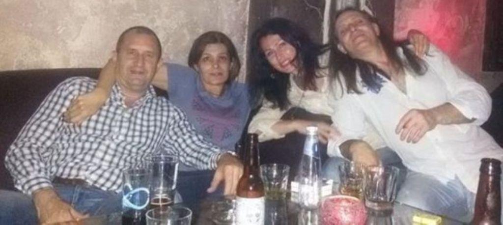 Скандал или не с Румен Радев Стефан Пройнов