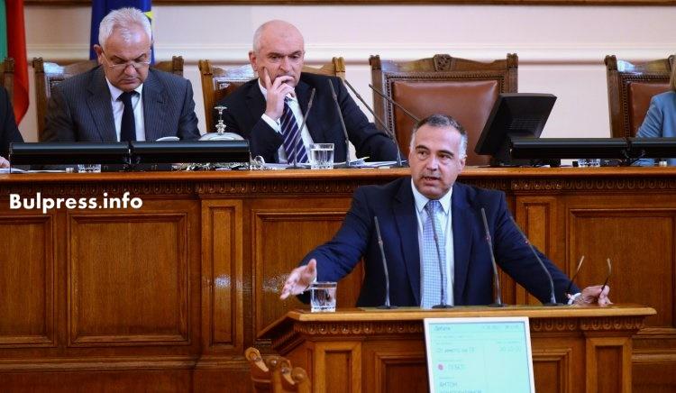 Антон Кутев: Държавата има нужда от смислена идеология, а не от противопоставяне