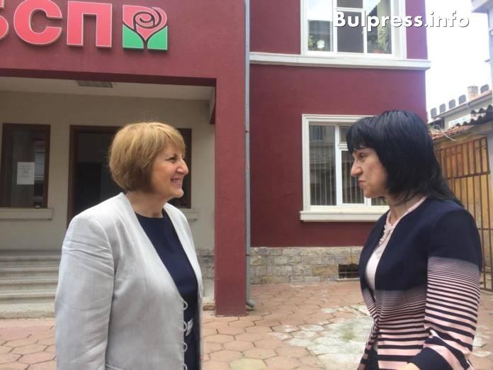 Депутатът Донка Симеонова, БСП: Наредбата за приобщаващо образование трябва да бъде отменена Стефан Пройнов