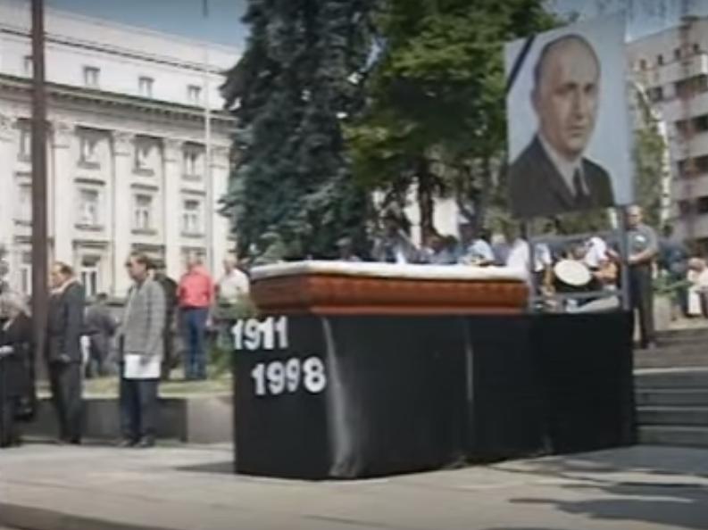 Истината за Тодор Живков в забраненият филм Стефан Пройнов
