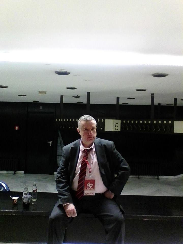 Марио Томов Трайков