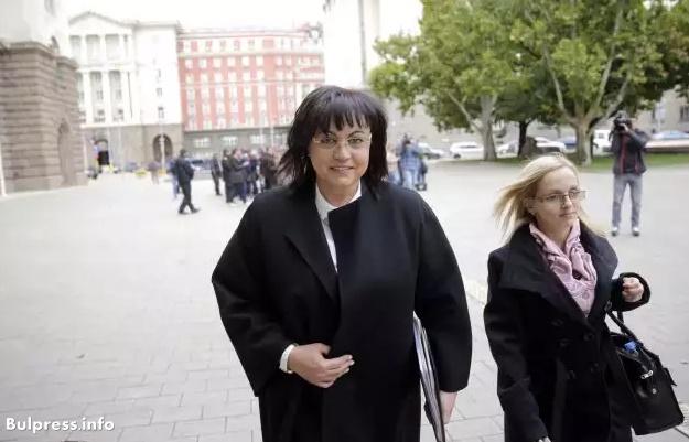 Корнелия Нинова: Управляващите провалиха заседанието на КСНС