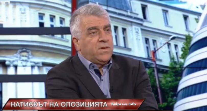 Румен Гечев: ГЕРБ нарушава Закона за бюджета - отчита непохарчени пари като плюс