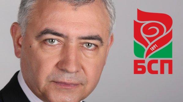 Критика! Атанас Мерджанов: БСП няма основание да се гордее с този вот