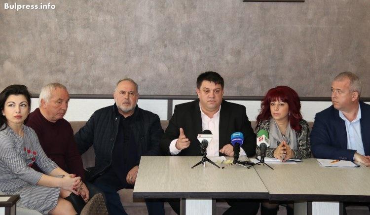 Атанас Зафиров: Кметът на гр. Септември трябва да бъде отстранен от работа