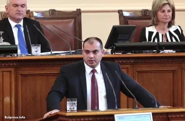Филип Попов: Предложението на ГЕРБ за предсрочно освобождаване на Жаблянов противоречи на правилника на НС