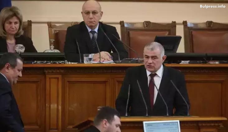 Георги Гьоков към управляващите: Правите решителни крачки към премахване на защитите на пазара на труда