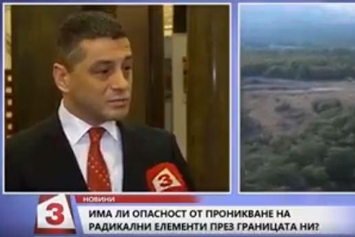 Красимир Янков: Явно продължават да минават на малки групи мигранти