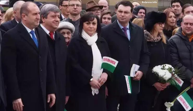 Корнелия Нинова: Всички, като един, да защитим националния интерес на България