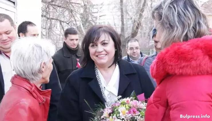 Корнелия Нинова: Ще провеждаме нашите заседания при хората, не затворени в зали