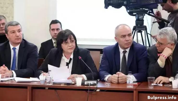Корнелия Нинова: Борисов няколко пъти излъга. Държавата се е ангажирала по сделката с ЧЕЗ